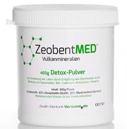 Zeobent MED® 400g - Pulver