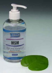 MSM Gel 200 ml
