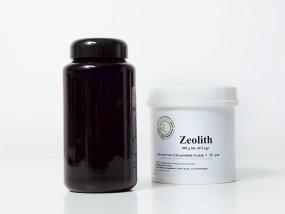 Zeolith 400g +500 ml Violettglas