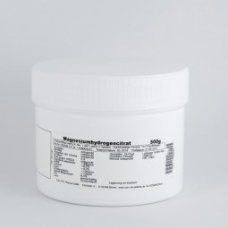 Magnesiumhydrogencitrat 500 g Pulver