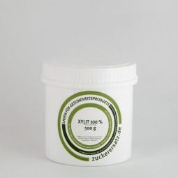 Xylit 500 g wie Zucker - aus Finnland